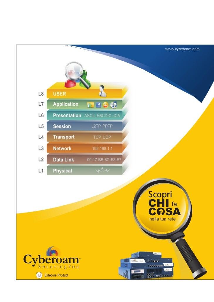 www.cyberoam.com                       Scopri                       CHI fa                       COSA ?                   ...