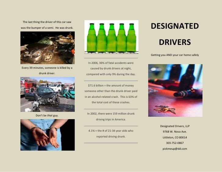 how to stop someone drink driving