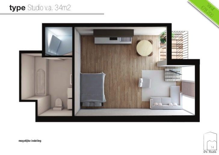 Brochure bouwgroep de rede te amsterdam - Studio indeling ...