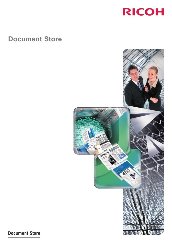Brochure Document Store op SharePoint