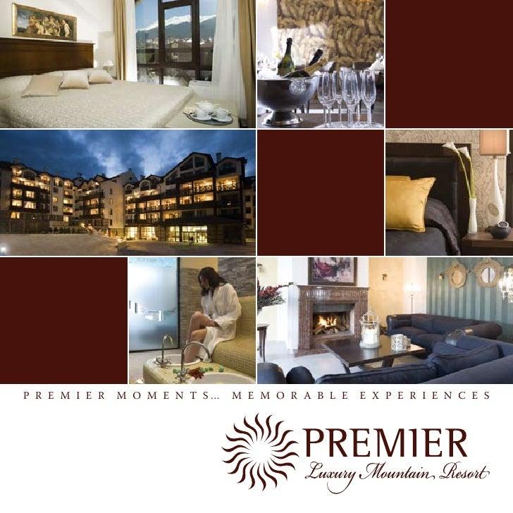 Hotel Premier Luxury Mountain Resort , Bansko,Bulgaria