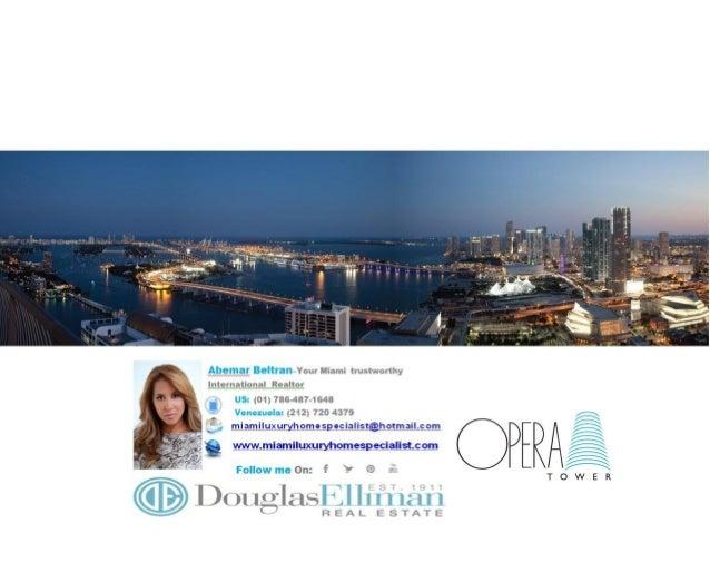 Opera Tower Brochure English