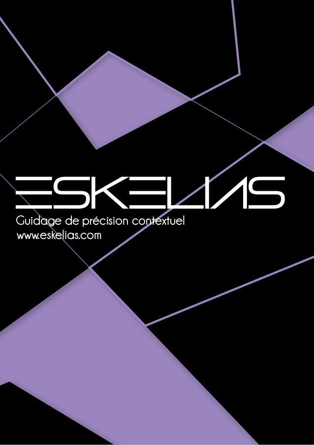 Guidage de précision contextuel  www.eskelias.com