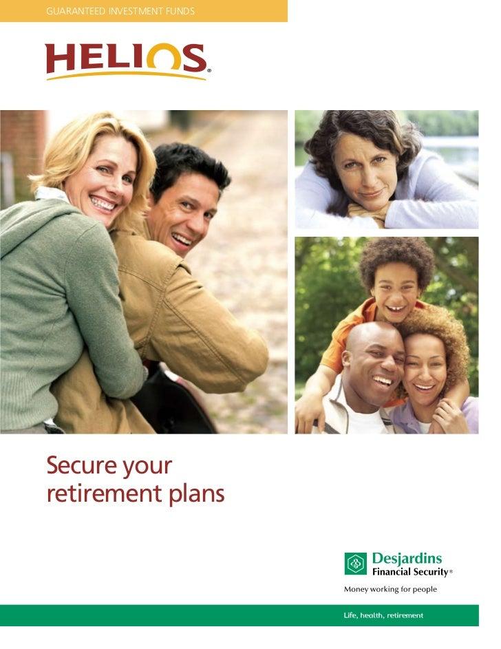 Guaranteed Retirement Income