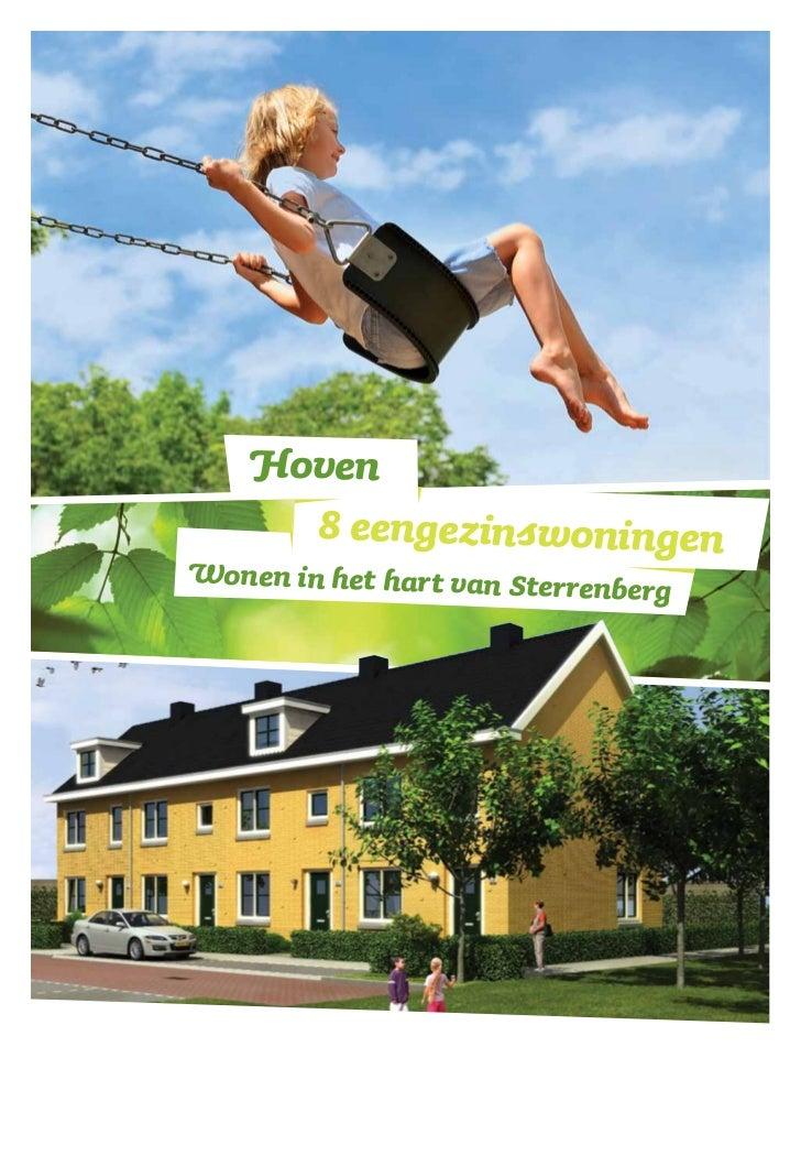 8 woningen Deelgebied De Hoven, Wonen op Sterrenberg, Huis ter Heide (www.boonmakelaars.nl)