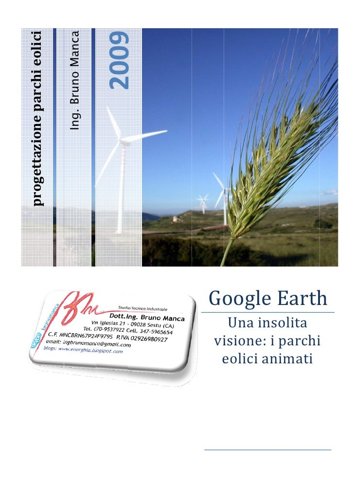 Brochure Animated Wind parks