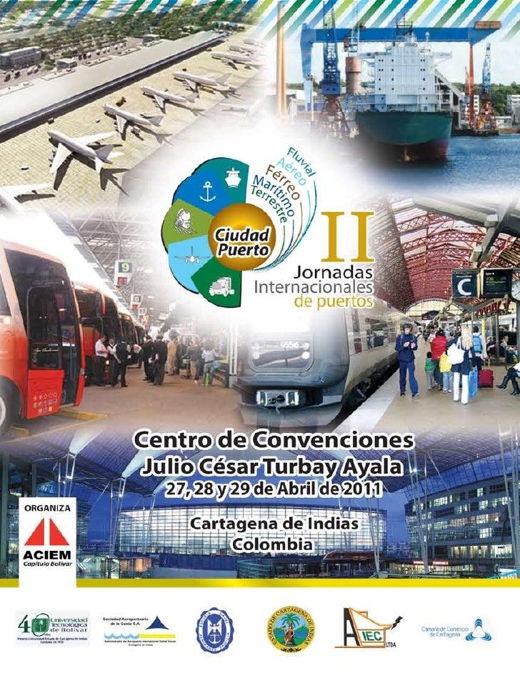 Brochure inicial ii jornadas internacionales de puertos[1]