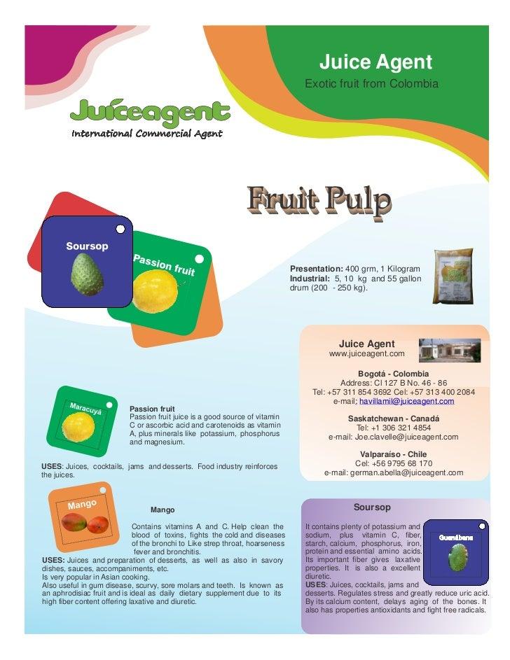 Brochure juiceagent en