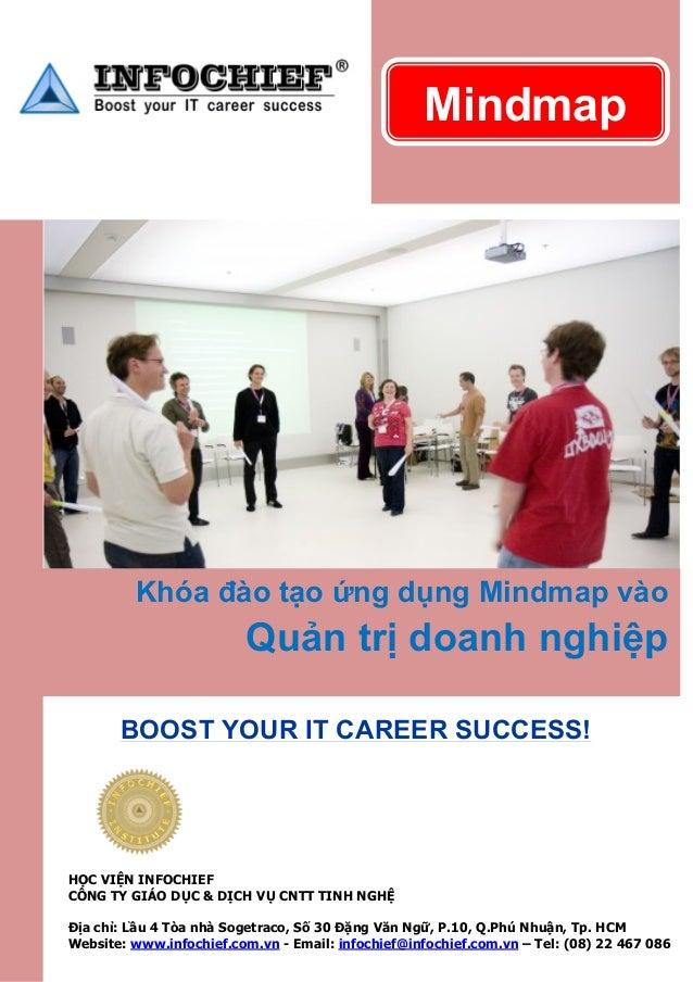 Infochief - Khóa học Ứng dụng Mind map trong doanh nghiệp