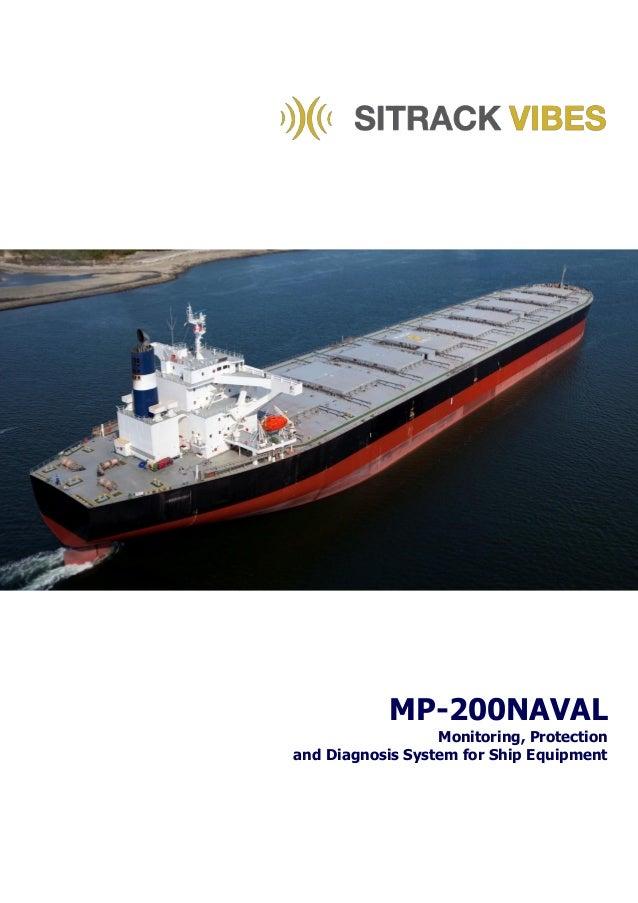 Brochure naval