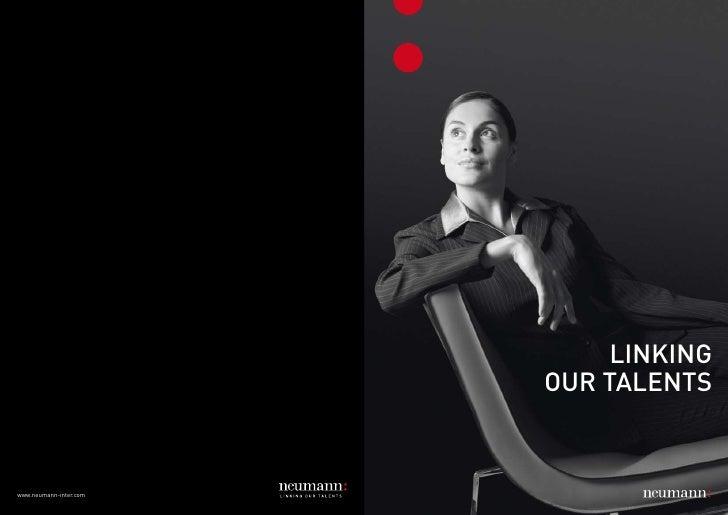 Brochure Neumann International