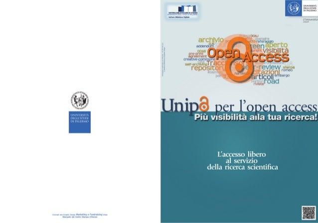 Brochure open access