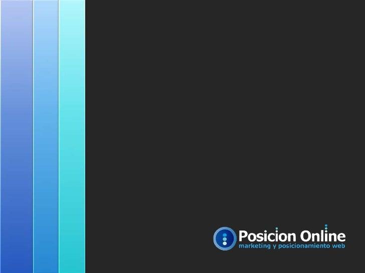 Brochure PosicionOnline.com