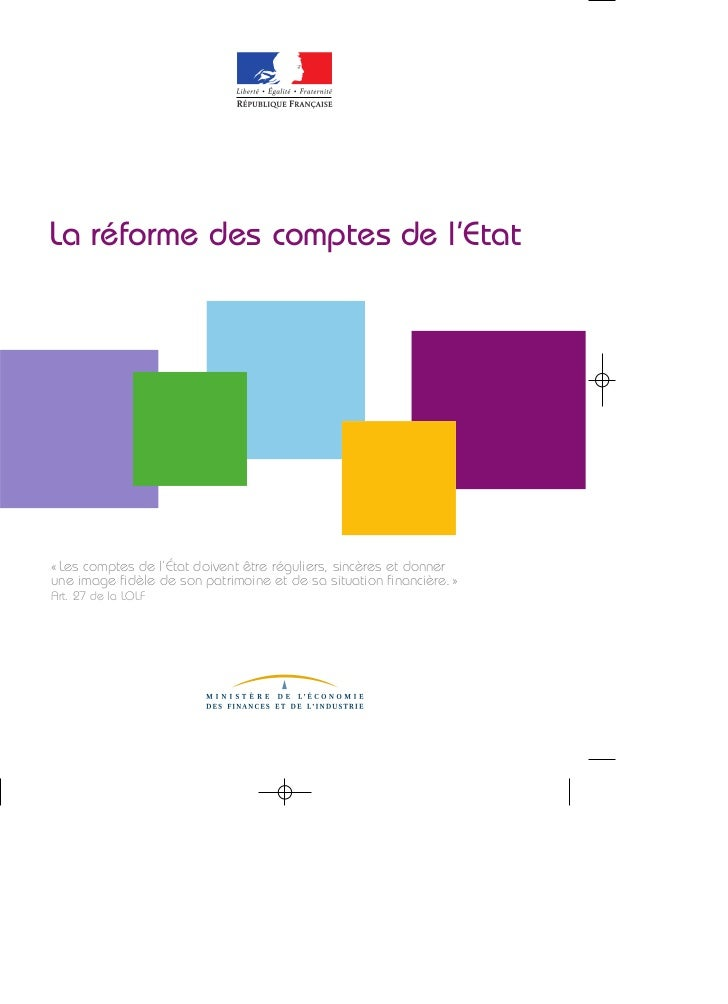 Brochure reforme comptes_etat_mai 2011  (http://www.performance-publique.gouv.fr/?id=1098)