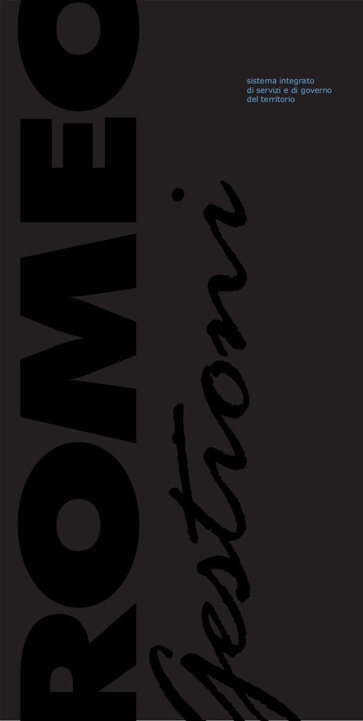 Gruppo Romeo Gestioni - Presentazione