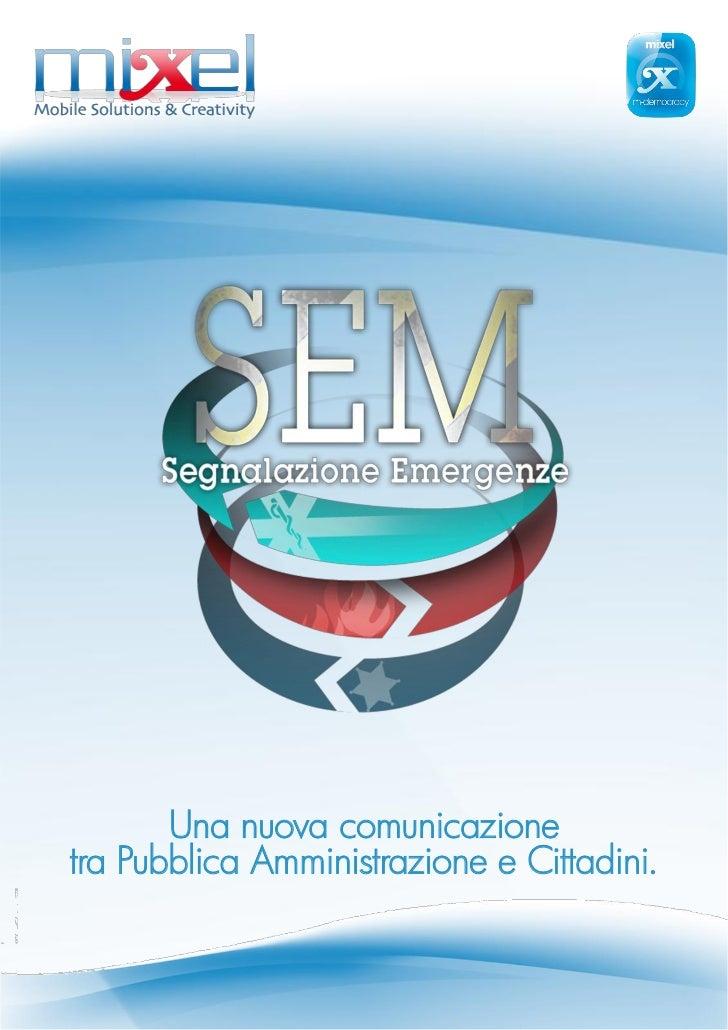Una nuova comunicazionetra Pubblica Amministrazione e Cittadini.
