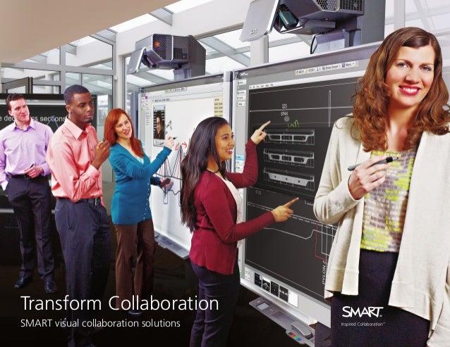 Transform Collaboration SMART visual collaboration solutions