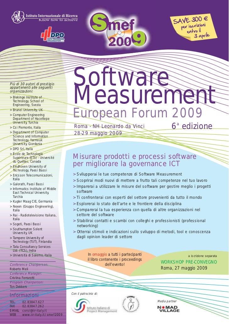 SMEF 2009