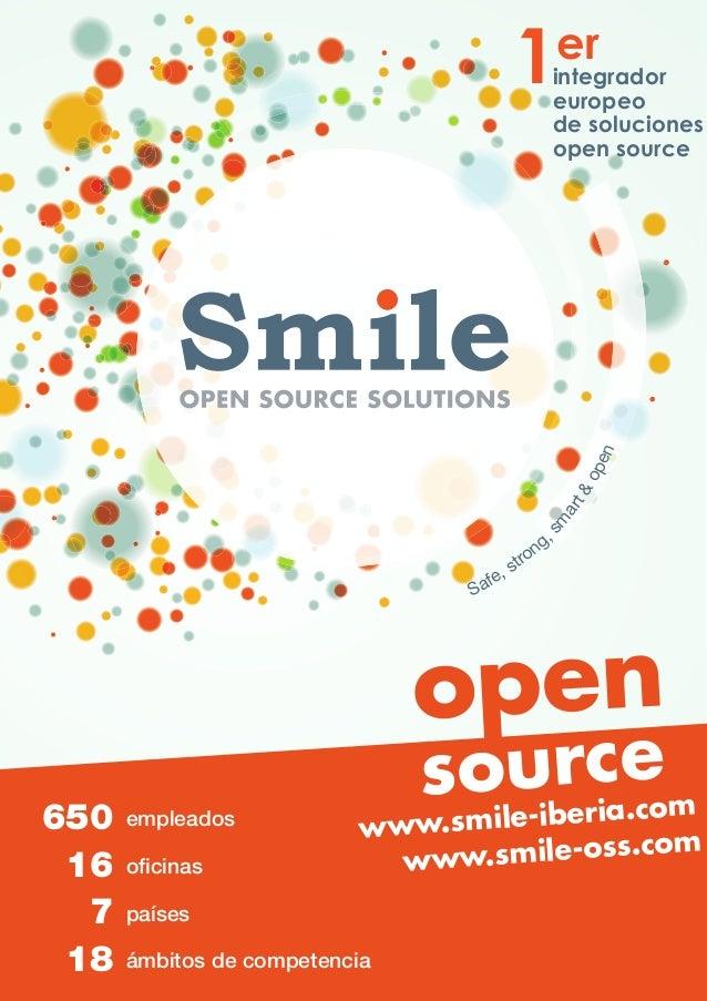 1ersource65016718empleadosoficinaspaísesámbitos de competenciaSafe, strong,smart&openintegradoreuropeode solucionesopen so...