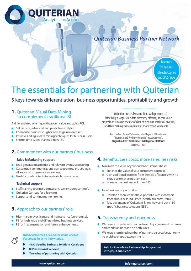 Brochure the essentials for partnering with quiterian eng