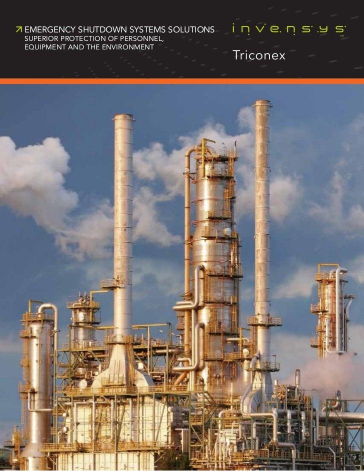 Brochure triconex emergency_shutdownsystemssolutions_03-10