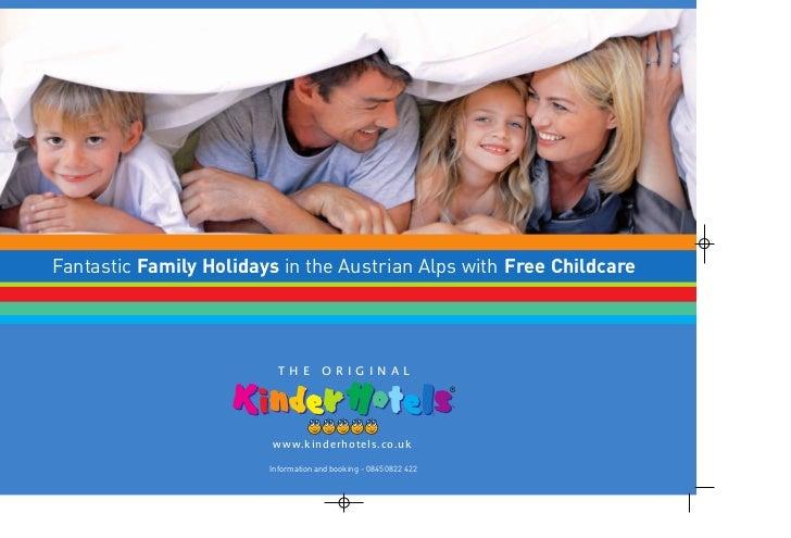Brochure Kinderhotels Europa