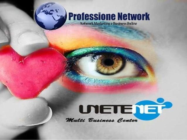 Brochure unetenet   professione network