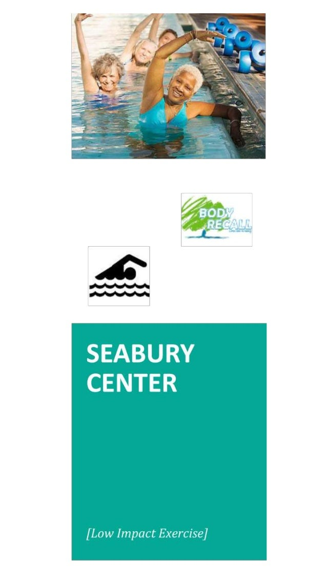 Seabury Center Health Fair Brochure