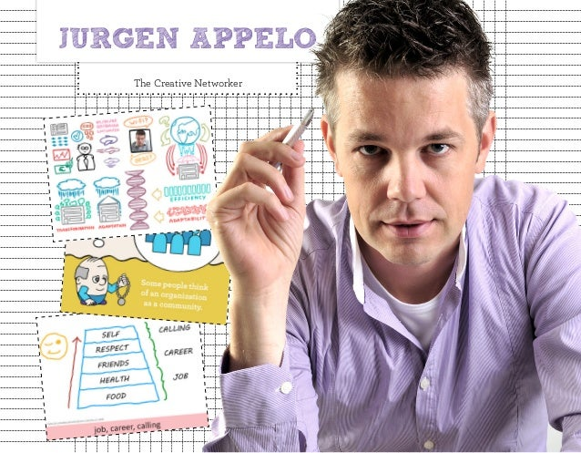jurgen appelo The Creative Networker