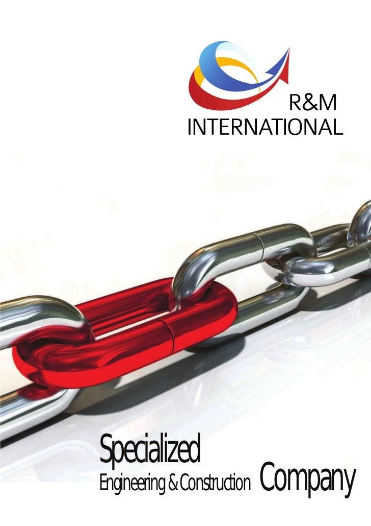 RnM brochure