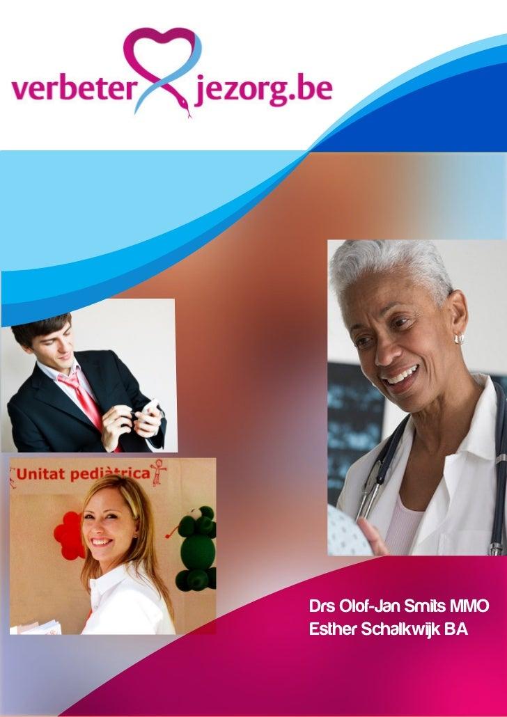 Brochure verbeterjezorg belgie 20110929