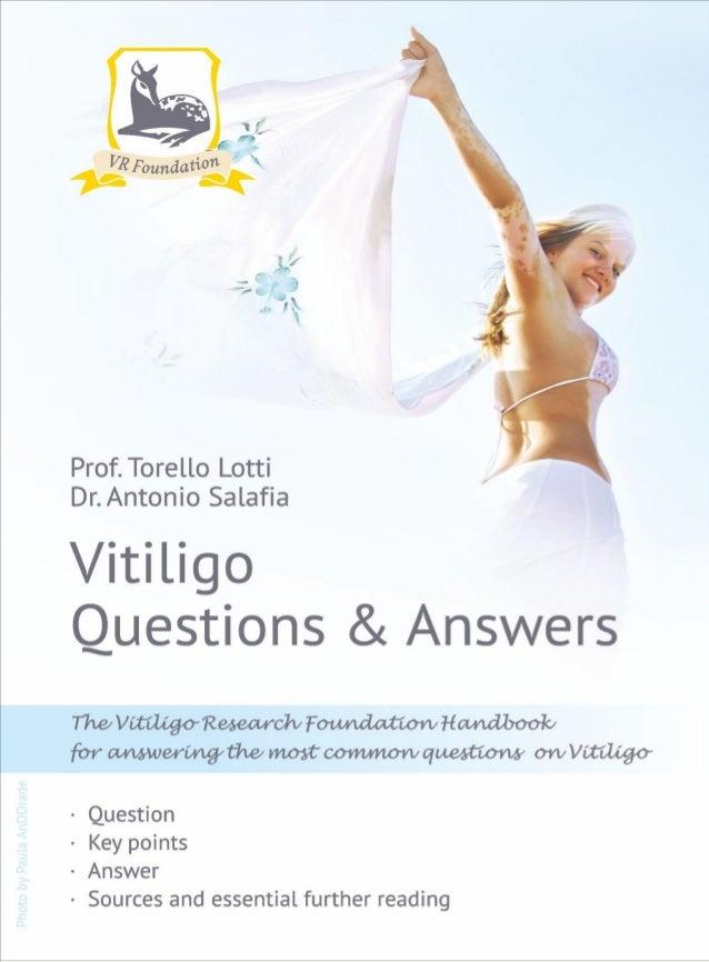 Brochure vitiligo q&a_chinese