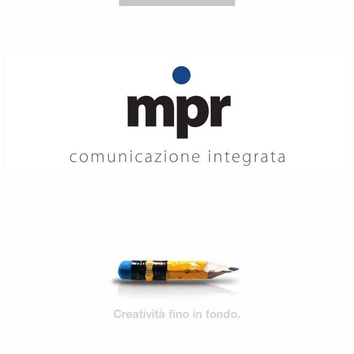 Brochure MPR