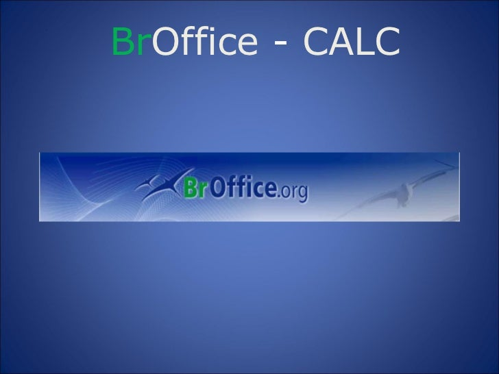 Br Office  -  CALC