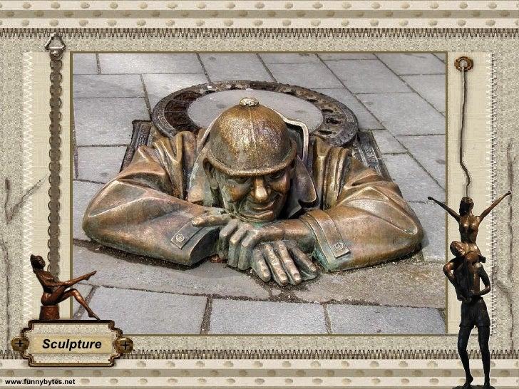 Sculpture www.funnybytes.net