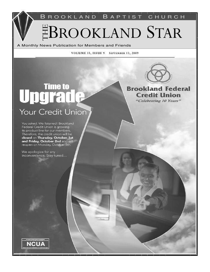The Brookland Star