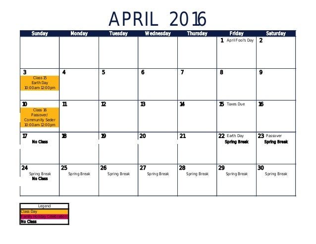 Date of passover 2015