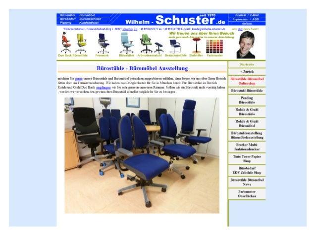 Bürostühle   büromöbel ausstellung