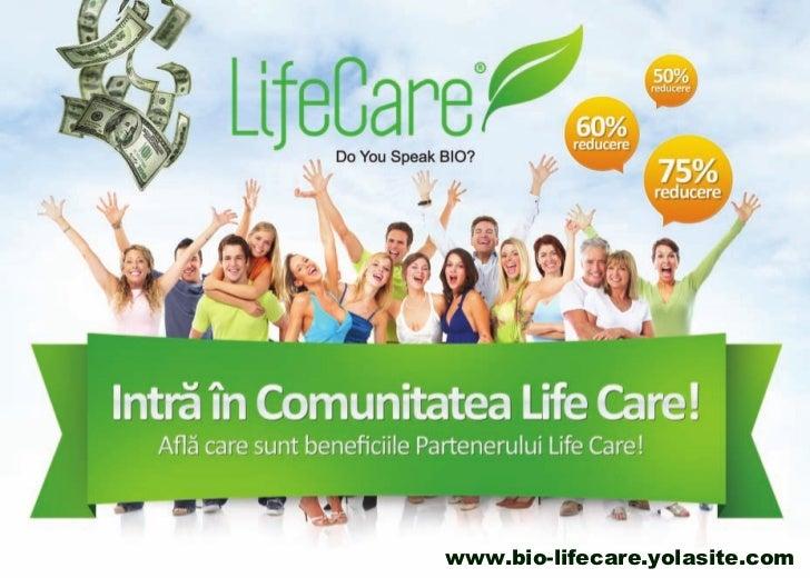 Brosura de primavara Life Care!