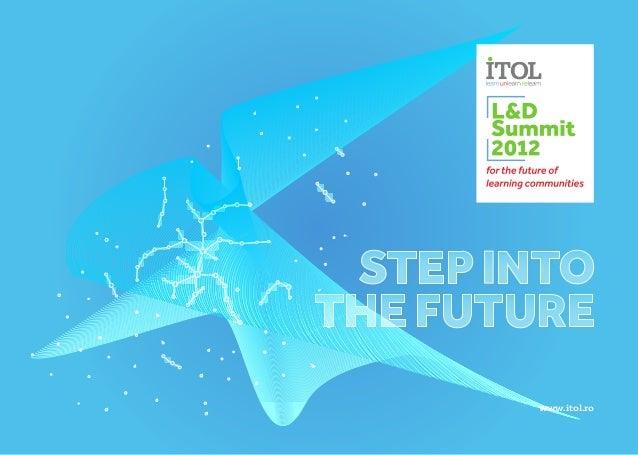 Learning & Development Summit 2012 - presentation