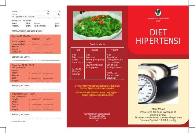 Brosur hipertensi