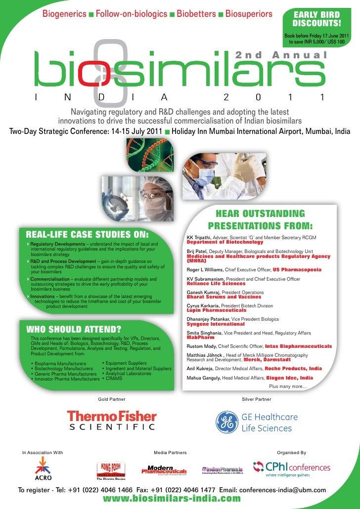 Biogenerics Follow-on-biologics Biobetters Biosuperiors                                                                   ...