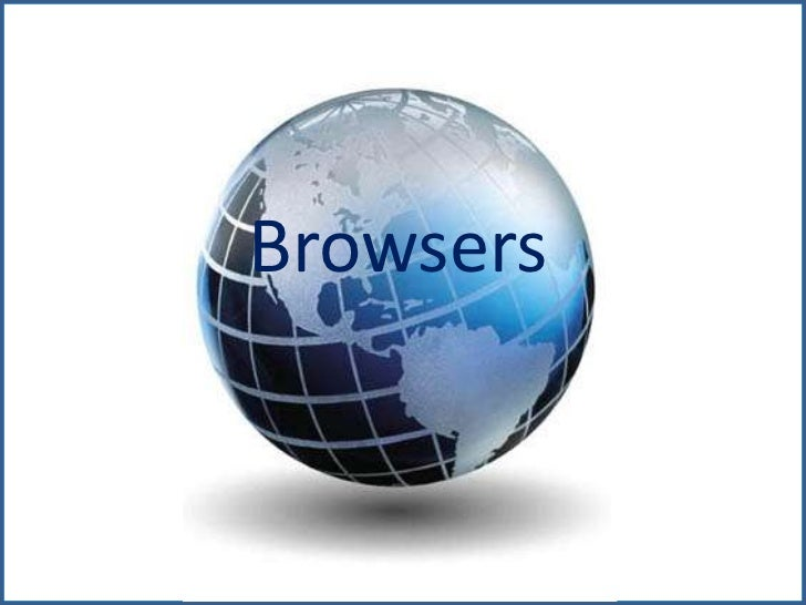 Browsers<br />