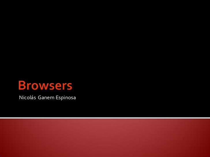 Browsers by NGE