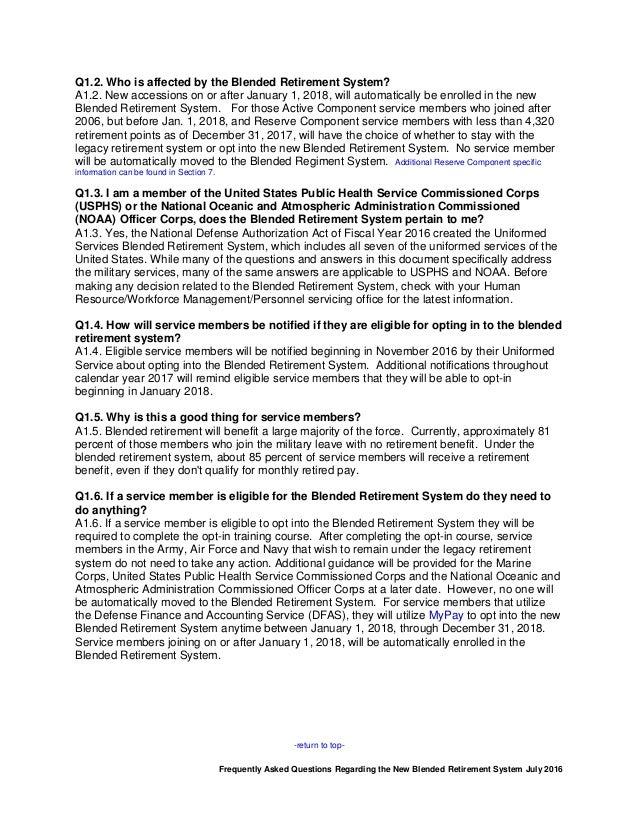 Bnc retirement portal questions list