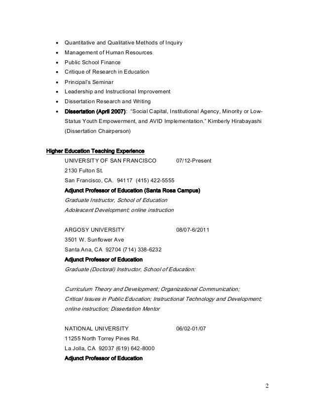 Online Advertising Dissertation