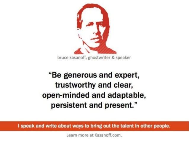 Bruce Kasanoff - speaker profile