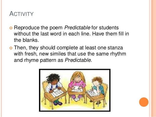 No more homework no more tests poems