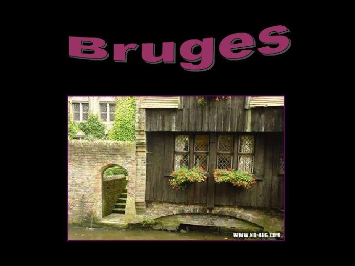 """Bruges, surnommée la """"Venise du Nord"""", chef-lieu de la province de Flandre- Occidentale, en Belgique, compte 155' 000 habi..."""