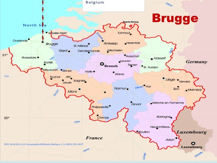 Brugge belge